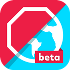 Adblock Browser Beta: Block ads, browse faster