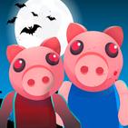 Alpha Piggy Granny Mod Escape Horror House