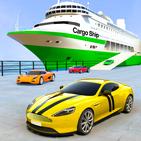 Transport Ship Driving Games-Cruise Ship Simulator
