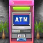 ATM Machine Simulator: Virtual ATM Bank Cash Game
