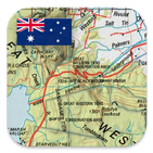 Australia Topo Maps