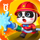Baby Panda's Fire Safety