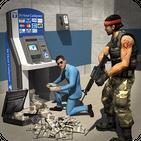 Ограбление банка Наличные Грузовик безопасности