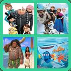 Best Animation Movie Quiz