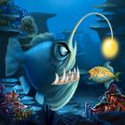 игры про акул - рыбы едят мелких рыб