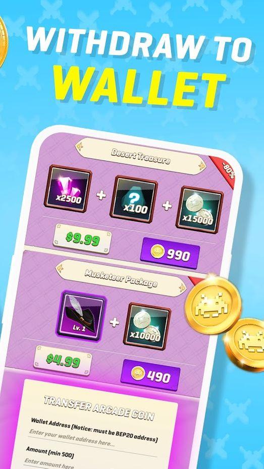 Screenshots - Boss Hunter: Earn Crypto Reward