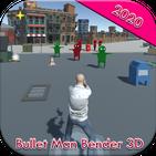 Bullet Man Bender 3d