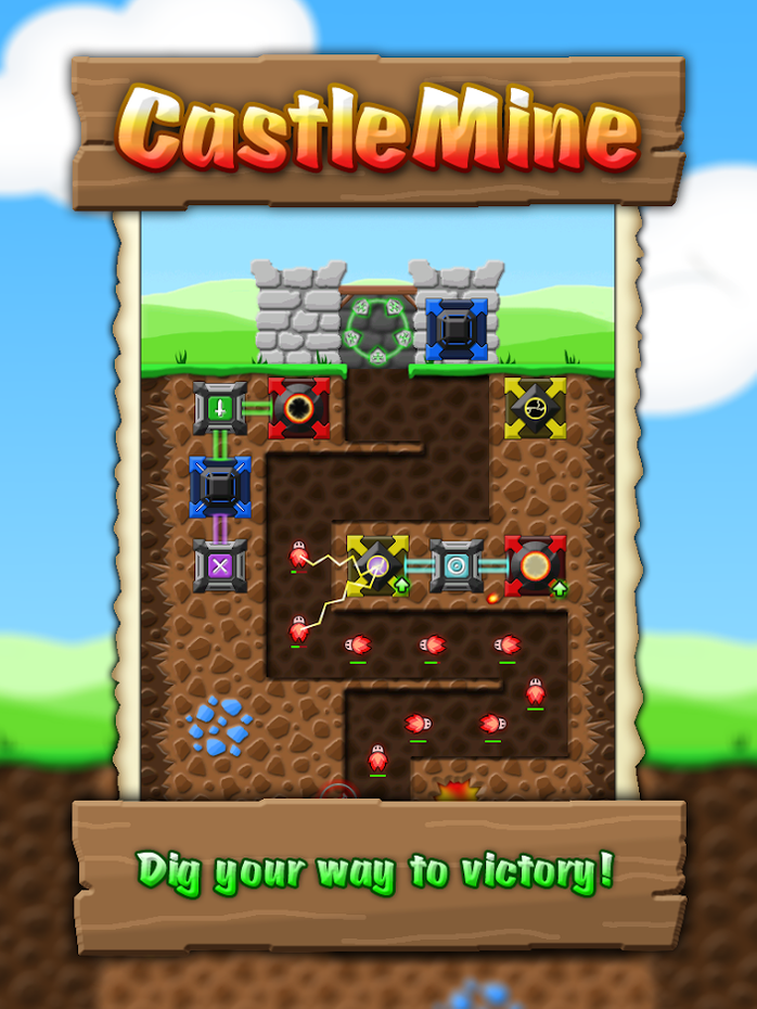 Screenshots - CastleMine