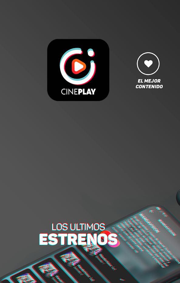 Screenshots - Cineplay