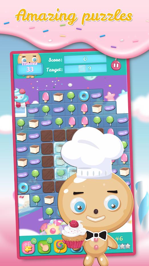 Screenshots - Cookies and Candies