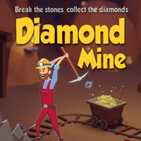 Diamond Mine: Dig Blast Shooter Match