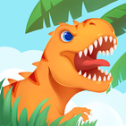 Dinosaur Island: T-Rex Games for kids in jurassic