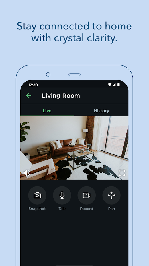 Screenshots - ecobee