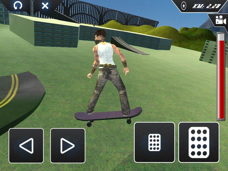Screenshots - Freestyle Skater 3D Simulator