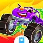 Funny Racing Cars (Coches de carreras divertidos)