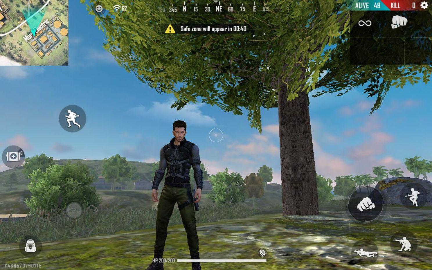 Screenshots - Garena Free Fire- World Series