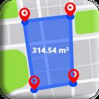 Gps Area Calculator : GPS Fields Area Measure