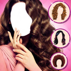 Hairstyle Camera Beauty : Hair Changer Photo Edit