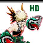HD Bakugo Boku no Hero Academia Anime Wallpaper