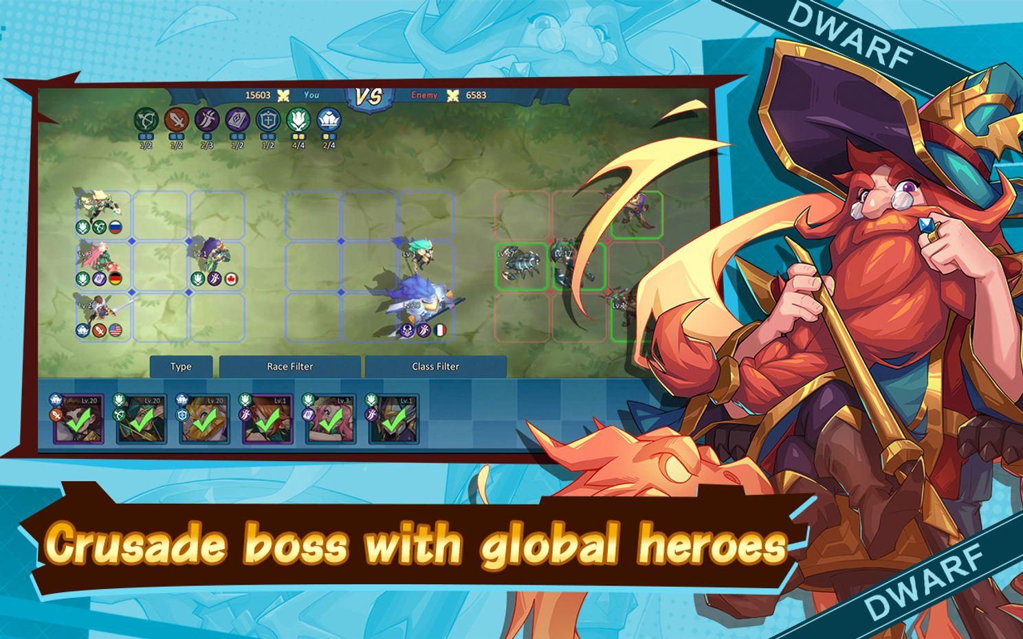Screenshots - Hero Squad - Idle Adventure