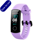 How to Use Huawei Honor Band 5