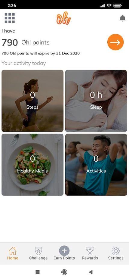 Screenshots - Income Insurance