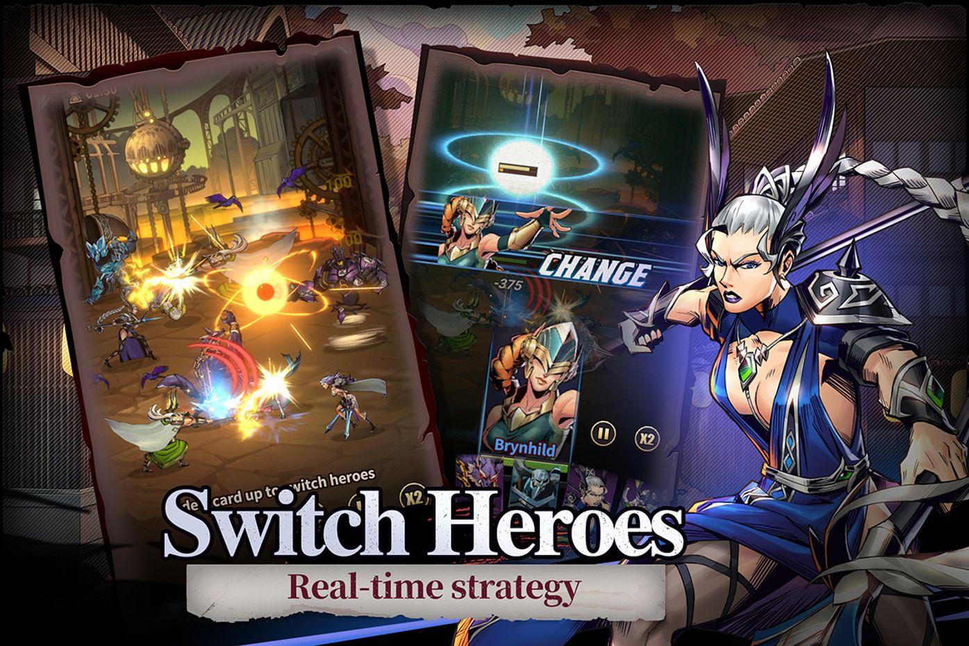 Screenshots - Infinity Legends:idle RPG