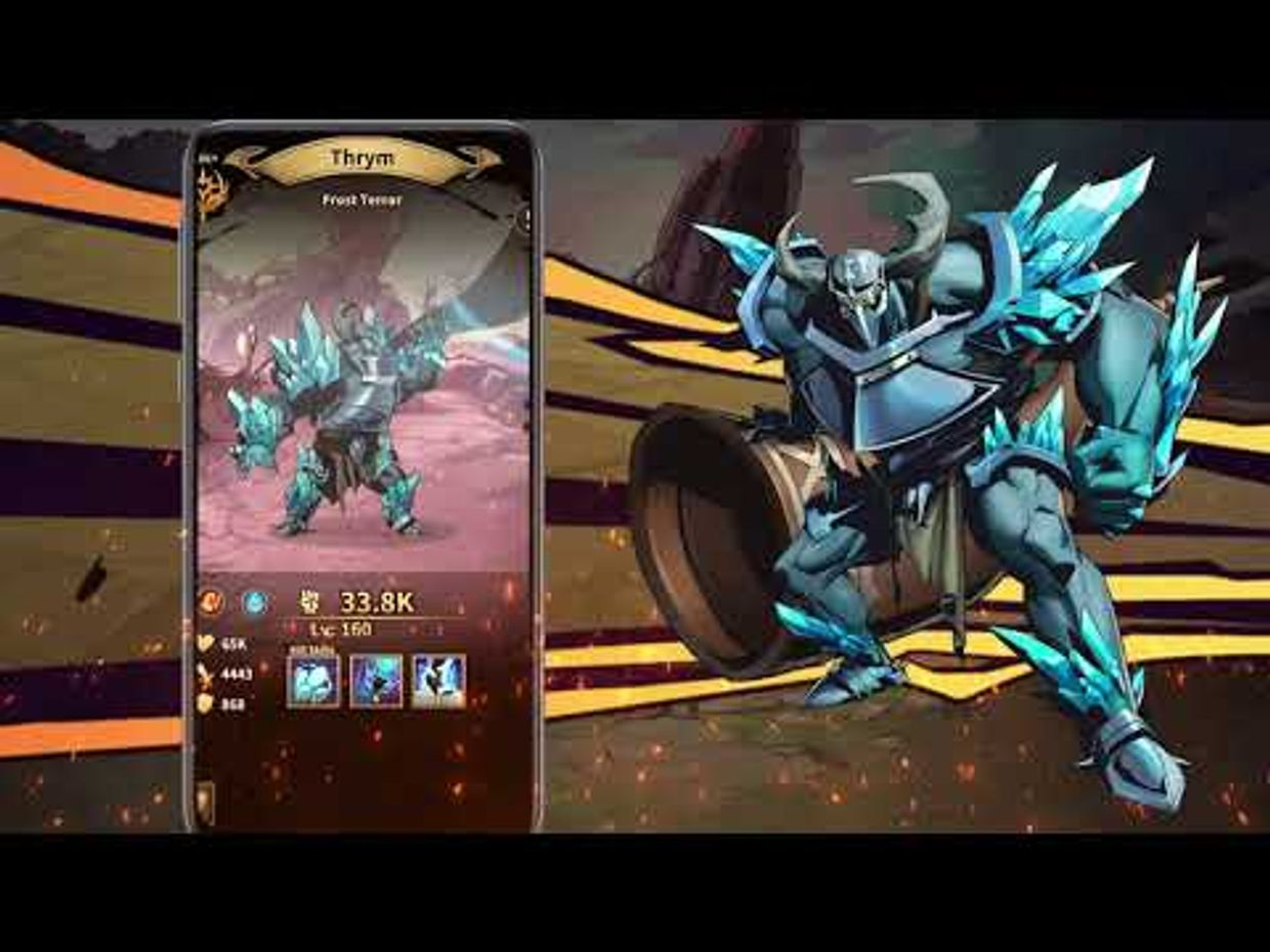 Video Image - Infinity Legends:idle RPG