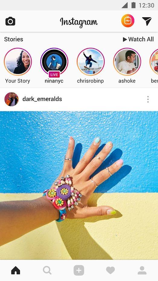 Screenshots - Instagram