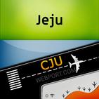 Jeju International Airport (CJU) Info + Tracker