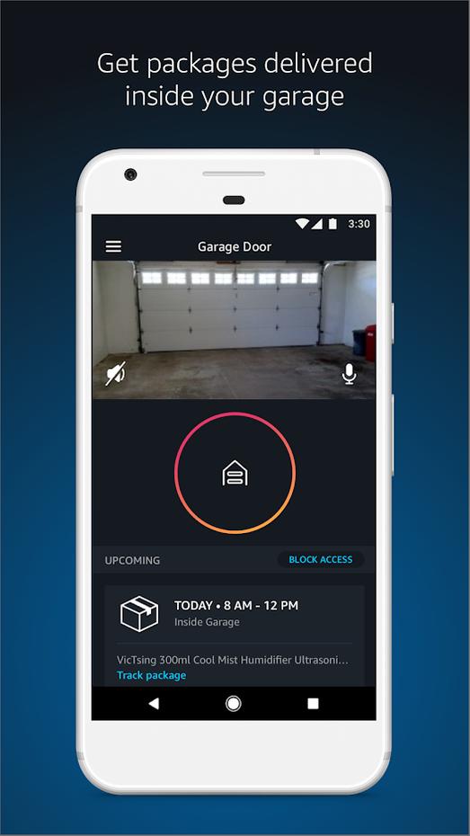 Screenshots - Key by Amazon