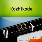 Kozhikode Airport (CCJ) Info + flight tracker