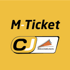 M-Ticket Car Jaune