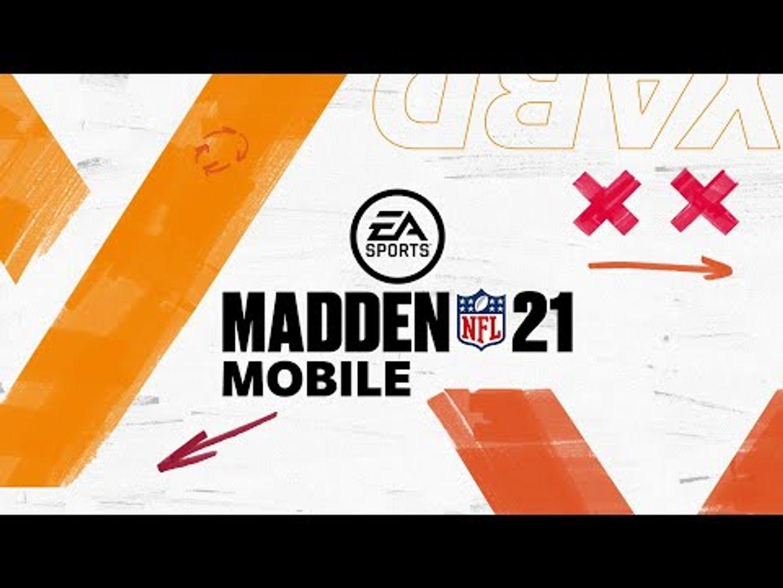 Video Image - Madden NFL 21 Mobile Football