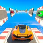 Mega Ramp Car Racing & Stunts : Impossible Track