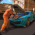 Mobile Workshop Car Mechanic Games