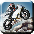 Motor Bike Sky Stunt Games 3D