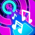 Music Surfer - offline tap music games. Dance now