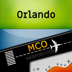 Orlando Airport (MCO) Info + Flight Tracker
