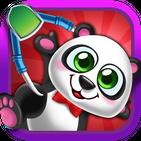 Panda Bear Toy Claw Drop Game
