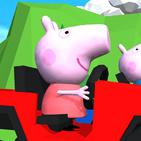 Piggy Jeep Race Adventure 3D