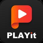 Reproductor de video HD todos los formatos -PLAYit