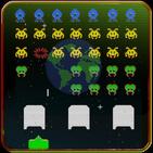 Retro Invaders Arcade