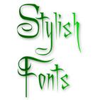 Stylish Fonts & Keyboard