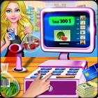 Super Market Cashier Game: Fun Shopping