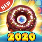 Sweet Cookie -2021 Match Puzzle Free Game