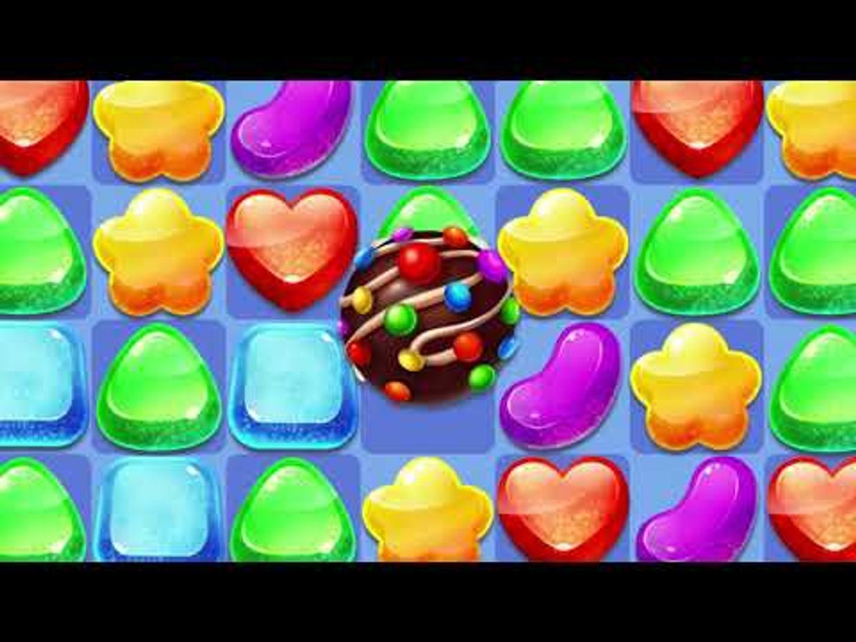 Video Image - Sweet Cookie -2021 Match Puzzle Free Game