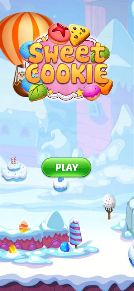 Screenshots - Sweet Cookie