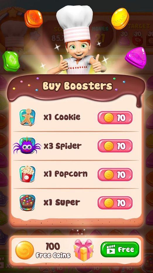 Screenshots - Sweet Cookies Time: Fun Bakery Shop