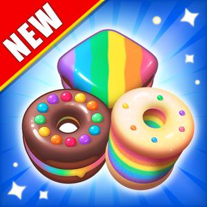 Sweet Cookies Time: Fun Bakery Shop